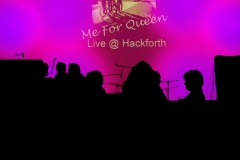 Hackforth - Me for Queen - 6/12/2014