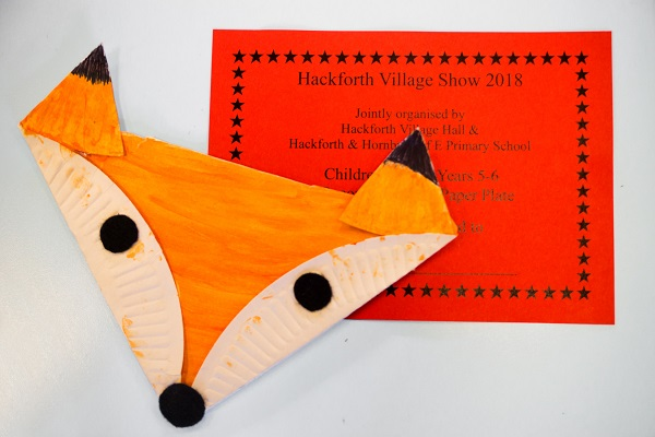 Hackforth Village Show - 16/9/2018